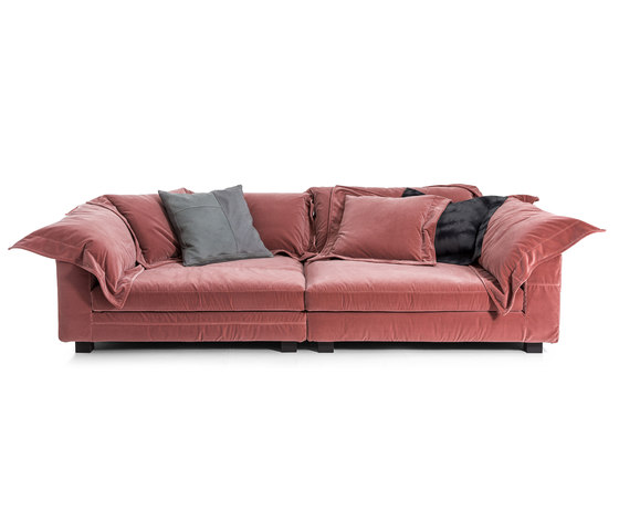 Nebula Nine Sofa di Diesel with Moroso | Divani