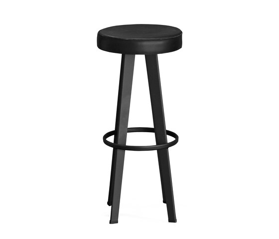 Stud High stool by Diesel with Moroso | Bar stools