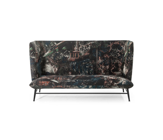 Gimme Shelter Sofa von Diesel with Moroso | Sofas