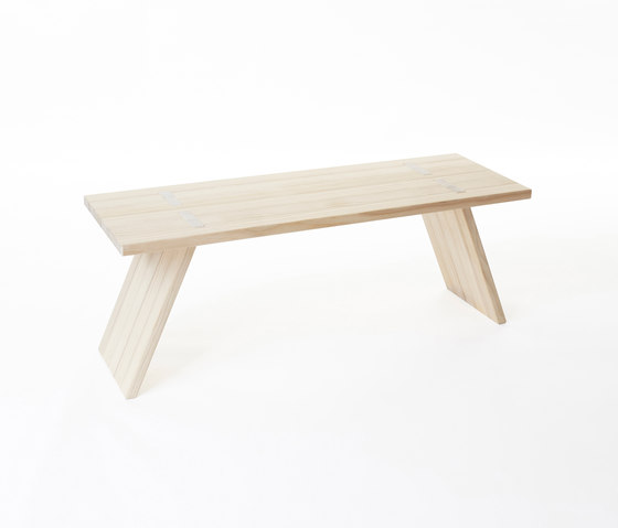 Puzzle bench 1200 di Shaping Objects Scandinavia | Panche