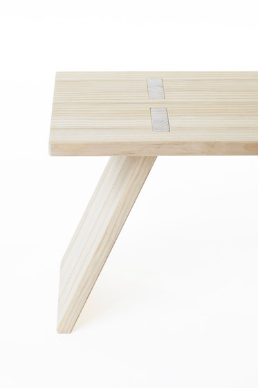 Puzzle bench 1200 by Shaping Objects Scandinavia | Benches