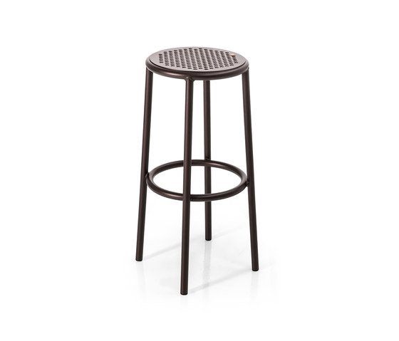 Nizza Chair by Diesel with Moroso   Bar stools