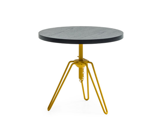 Overdyed Side Table di Diesel with Moroso | Tavolini alti