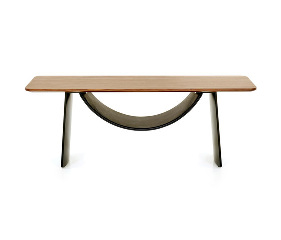 Melange bridge table by Wittmann | Coffee tables