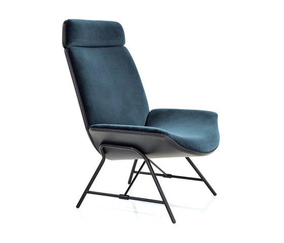 Melange Loungechair by Wittmann | Armchairs