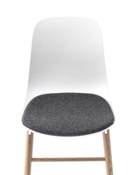 Sharky cushion de Kristalia | Cojines para sentarse