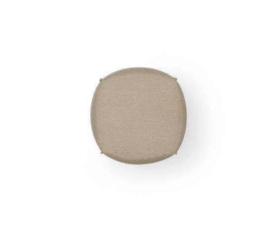 Brioni Pouf small di Kristalia | Pouf