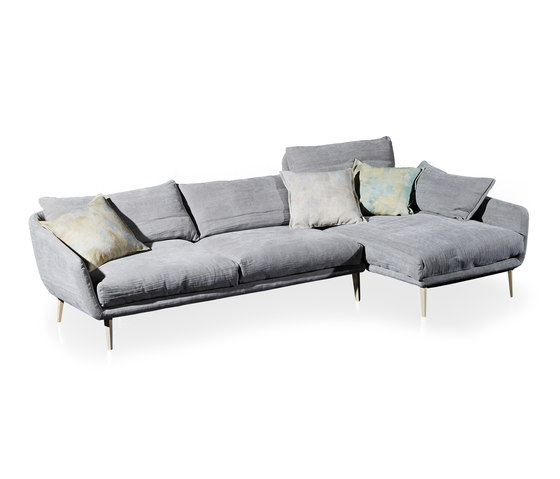 Sister Ray Sofa by Diesel with Moroso | Sofas