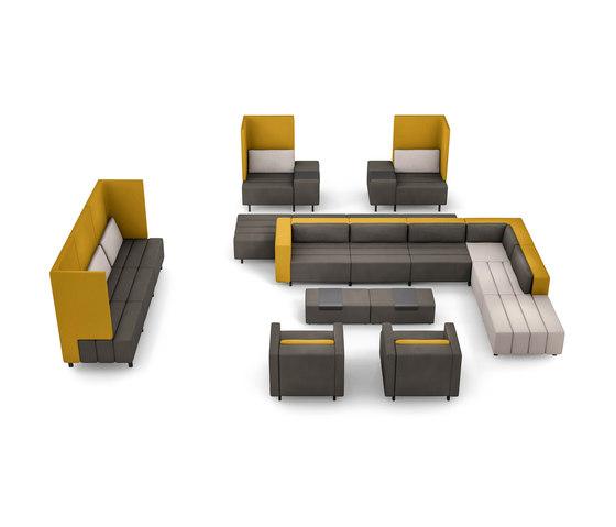 modul21-018 von modul21 | Sofas