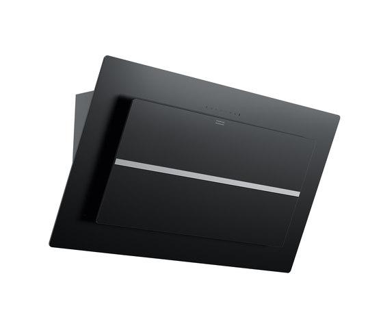 Maris Plus Hood FMPL 906 BK B Glass Black by Franke Kitchen Systems | Kitchen hoods