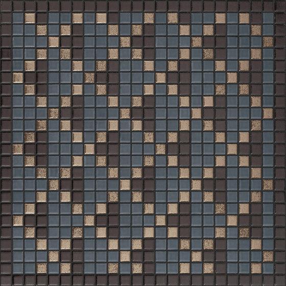 Memoria Luce MEMOF05 blau de Appiani   Mosaicos de cerámica