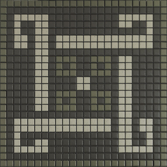 Memoria Ombra MEMOB10 by Appiani | Ceramic mosaics