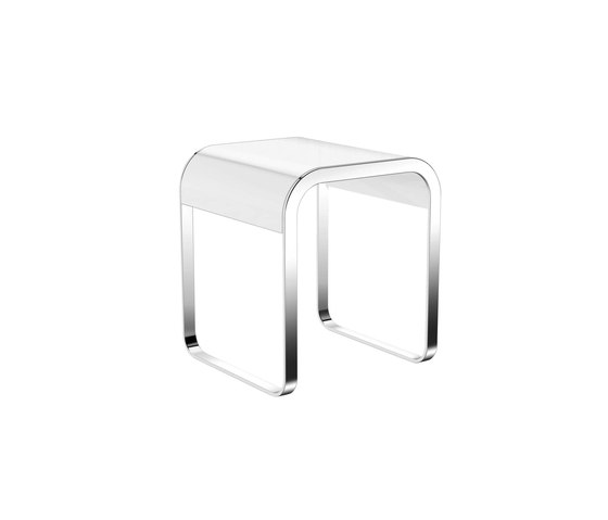 Stool | 800.51.30041 by HEWI | Bath stools / benches