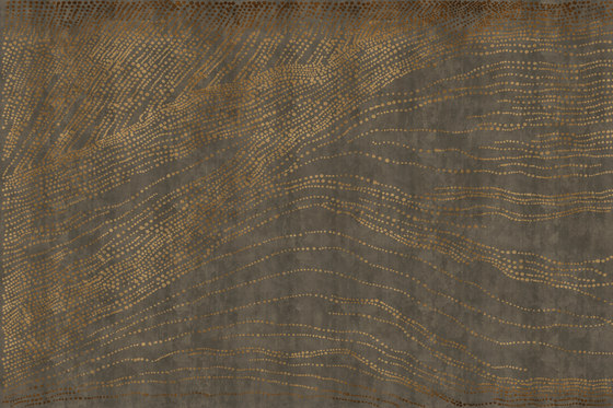Ancestral Stardust by GLAMORA | Bespoke wall coverings