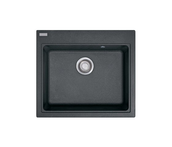 Maris Sink MRG 610-58 Fragranite Graphite by Franke Kitchen Systems | Kitchen sinks