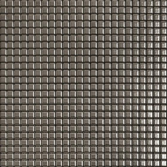 Metallica Platino by Appiani | Ceramic mosaics