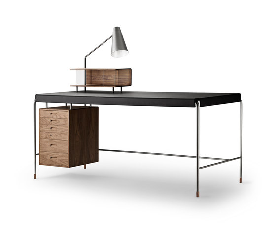 Society Table by Carl Hansen & Søn | Desks