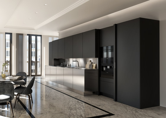 Pure de SieMatic | Cocinas integrales