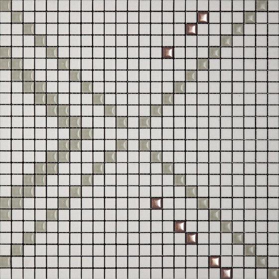 Metrica Incrocio de Appiani | Mosaïques céramique