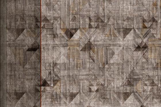 Carpets Bogolan by GLAMORA | Bespoke wall coverings