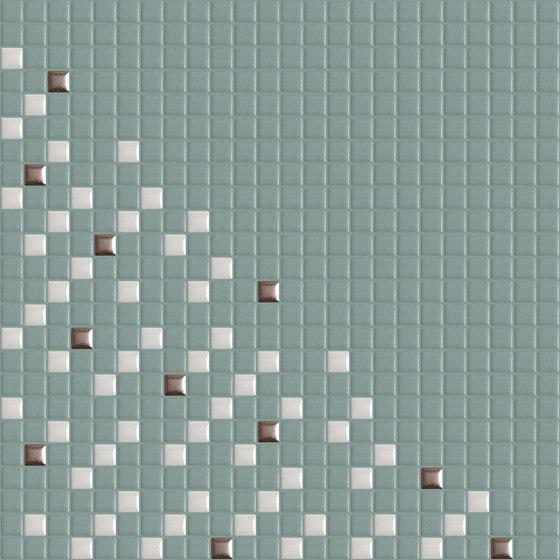 Metrica Parallele de Appiani | Mosaïques céramique