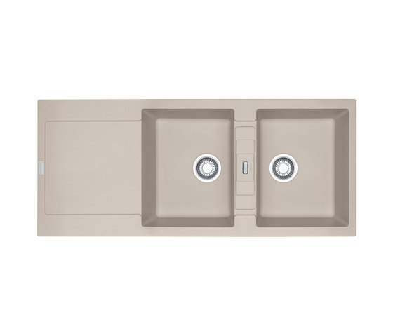 Maris Sink MRG 621 Fragranite Coffee by Franke Kitchen Systems | Kitchen sinks