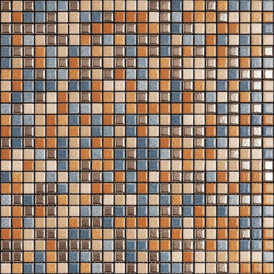 Minimal Mix Colour XFUS401 beige braun by Appiani | Ceramic mosaics