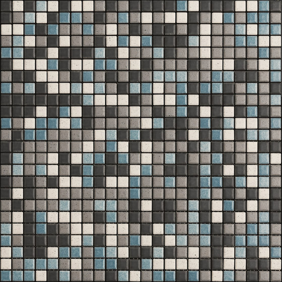 Mix Colour XNBG401 de Appiani   Mosaïques céramique