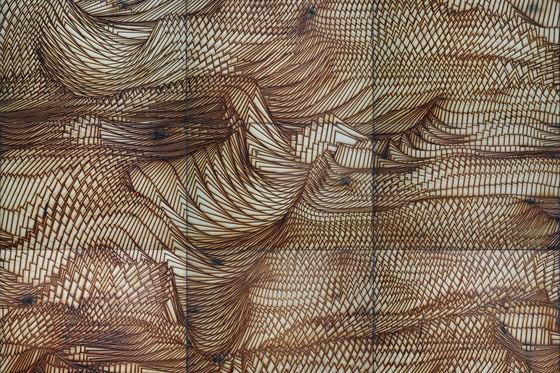 Digiscape Vitruvian by GLAMORA | Bespoke wall coverings