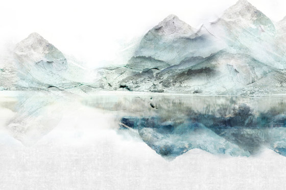 Emotions Ataraxie by GLAMORA   Bespoke wall coverings