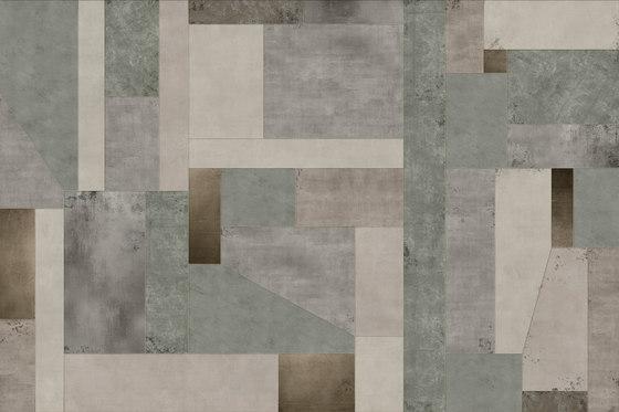 Figures Modulor by GLAMORA | Bespoke wall coverings