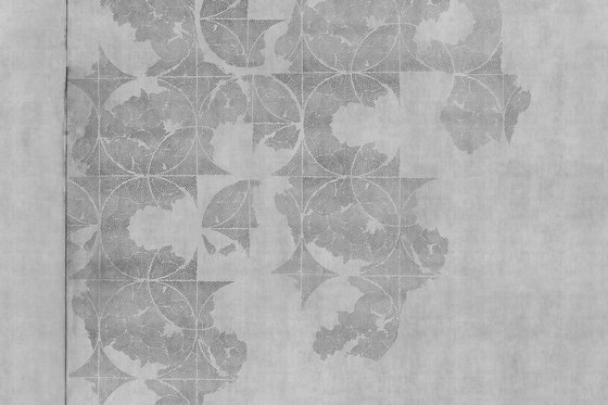 Figures Sphere by GLAMORA   Bespoke wall coverings