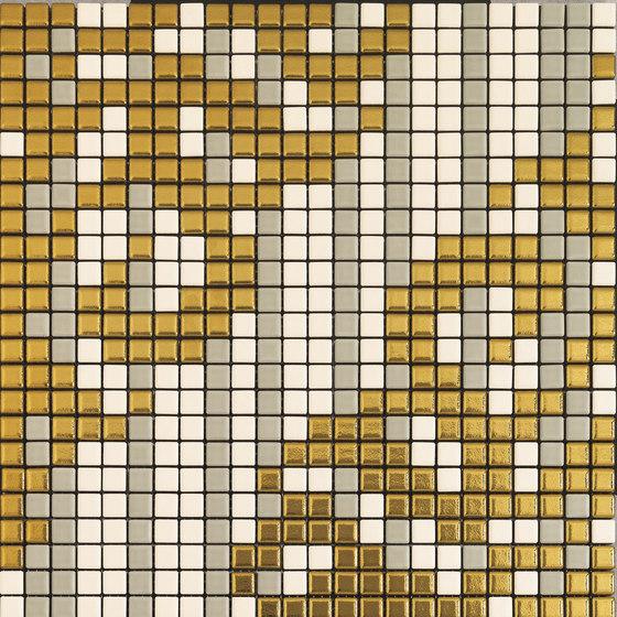 Tessuti Barocco B de Appiani | Mosaïques céramique
