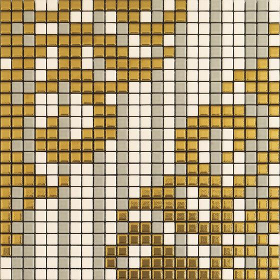 Tessuti Barocco C de Appiani   Mosaïques céramique