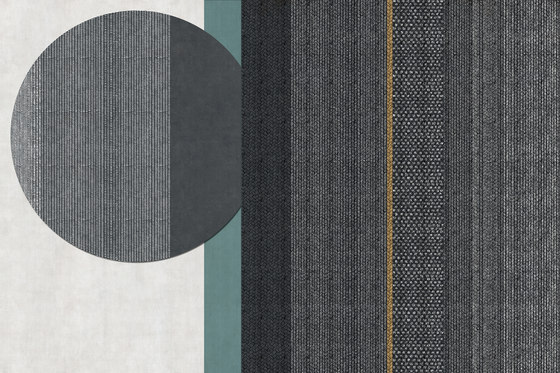 Fusuma Tatami by GLAMORA | Bespoke wall coverings