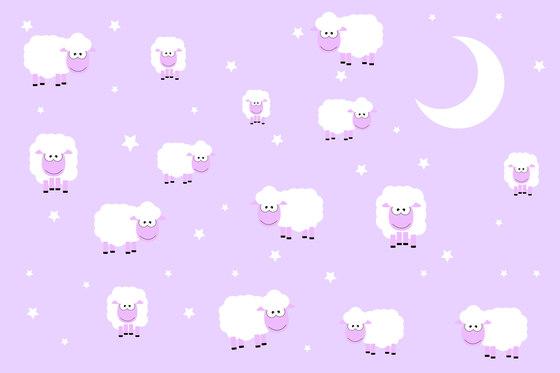 White Sheep by INSTABILELAB   Wall art / Murals