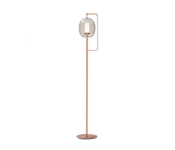 Lantern Light Floor Lamp Medium di ClassiCon | Lampade piantana