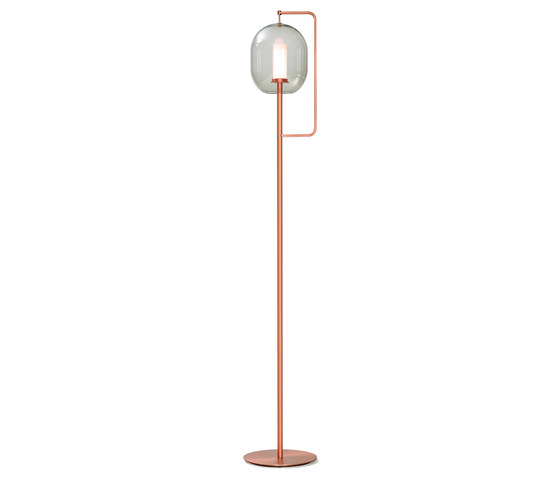 Lantern Light Floor Lamp Tall by ClassiCon | Free-standing lights
