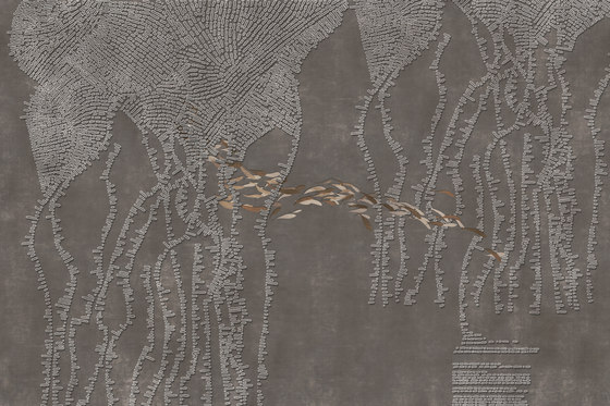 Alga by GLAMORA | Bespoke wall coverings