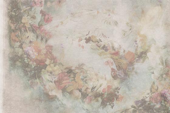 The Secret Garden Bloom by GLAMORA | Bespoke wall coverings
