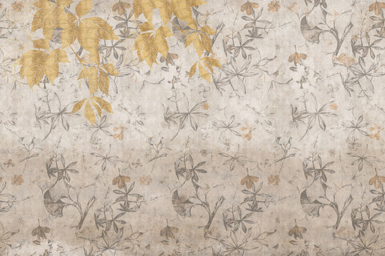 The Secret Garden Flora by GLAMORA | Bespoke wall coverings