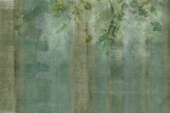 The Secret Garden Sempervirens by GLAMORA | Bespoke wall coverings