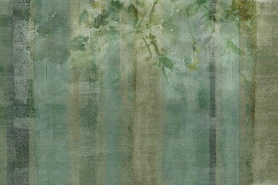 The Secret Garden Sempervirens by GLAMORA   Bespoke wall coverings