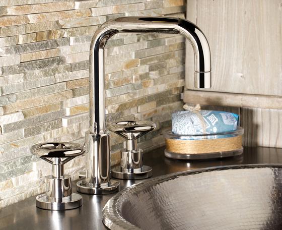 Tyler by Newport Brass   Wash basin taps