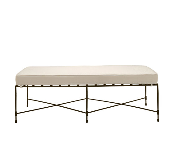 AMALFI BACKLESS BENCH 157 de JANUS et Cie | Bancs