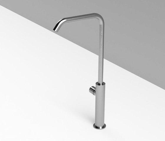 Single lever basin mixer by Rexa Design | Wash basin taps