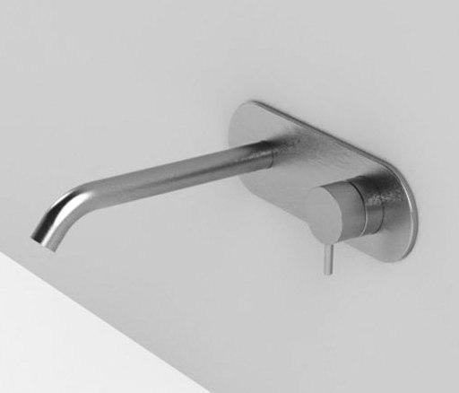 Built-in basin mixer by Rexa Design | Wash basin taps