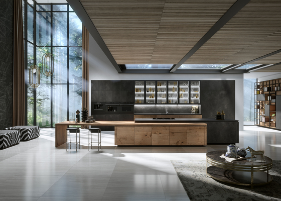 H01 Heartwood by Snaidero USA | Fitted kitchens