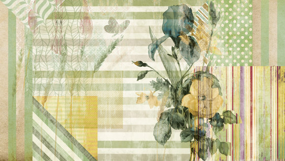 Morning by Inkiostro Bianco | Wall coverings / wallpapers