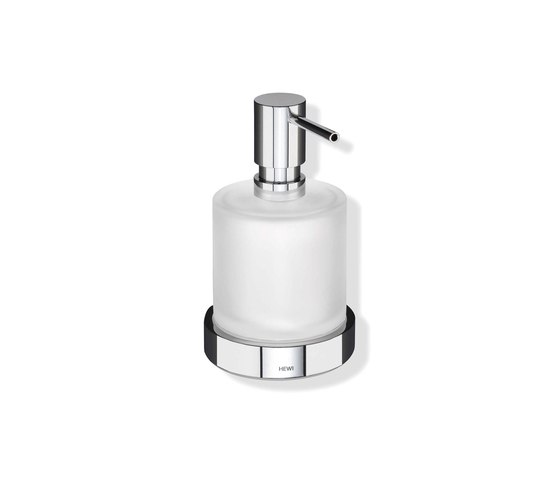 Soap dispenser with holder | 950.06.10045 de HEWI | Dosificadores de jabón